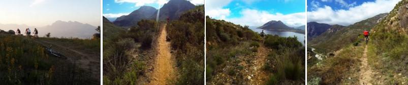 Paarl Rock MTB Trail