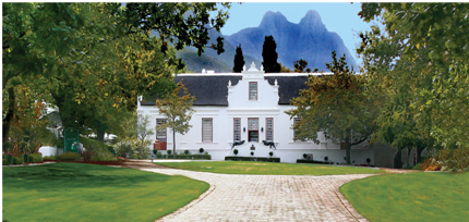 Cape Red wine cycle tour