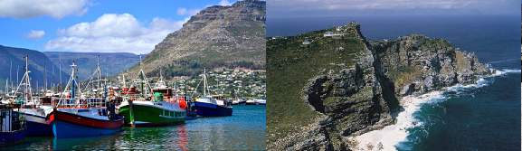 Hout Bay and Cape Point