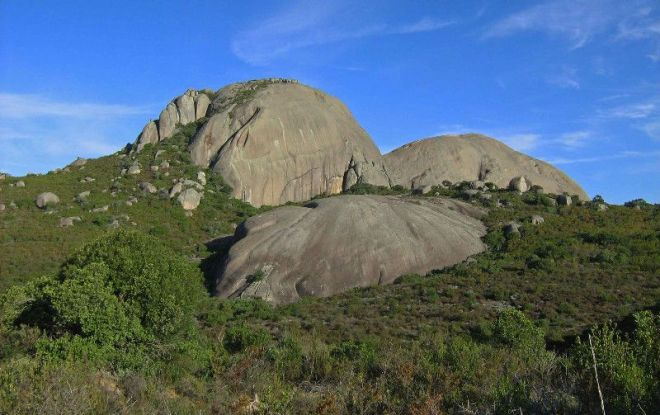 Paarl Rock Mountain Bike Trail